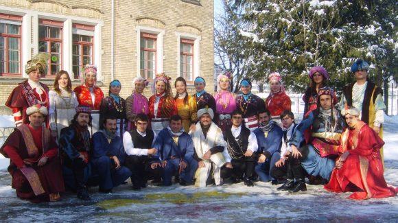 Avrupa'nın en büyük karnavalında ikincilik ödülü aldık