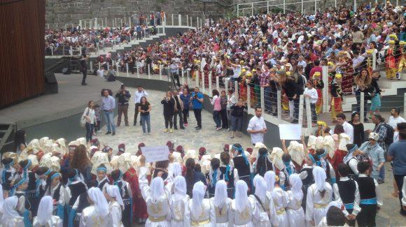 Türkiye'nin ilk Dünya Dans Günü Kutlamasını Bodrum'da Gerçekleştirdik