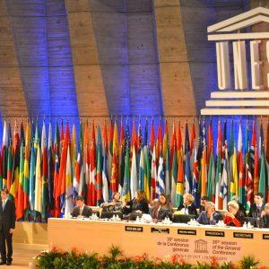 Festivalimizde UNESCO logosu kullanmaya hak kazandık