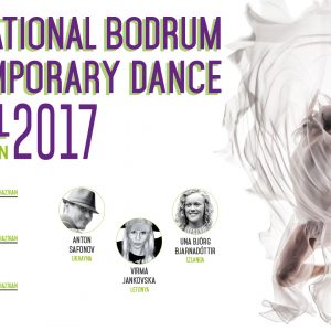 Uluslararası Bodrum Modern Dans Festivali
